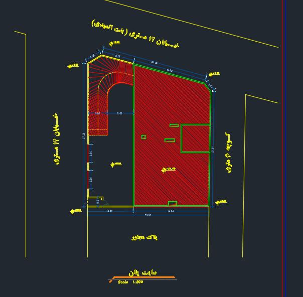 نقشه 6 طبقه بتنی فول (1)