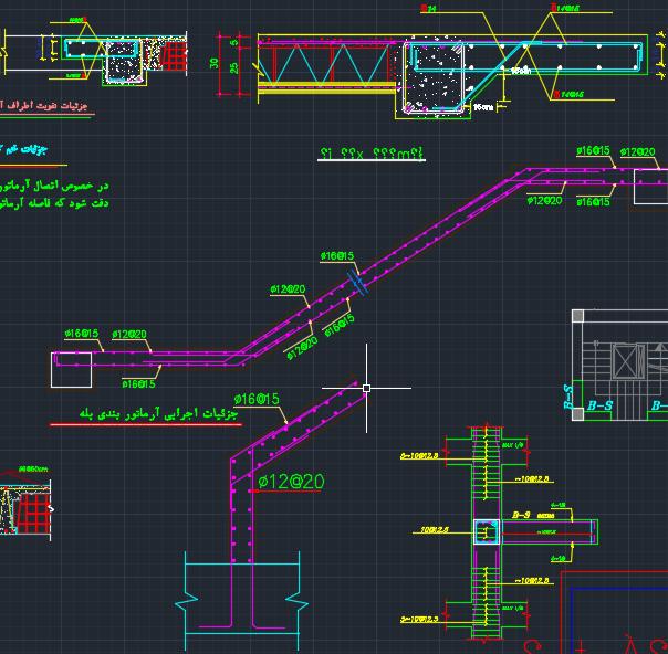 نقشه 6 طبقه بتنی فول (10)